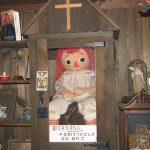 呪いの人形「アナベル人形」