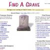 お墓の場所を検索するサイト「Findagrave.com」